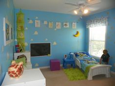 Https Pinterest Com Christinfuntime Toy Story Theme Bedroom