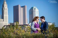 Jill + Erica: Columbus Ohio Lesbian Maternity Photography | Amy Ann Photography