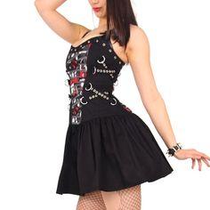 Horror dress black - Dead Threads