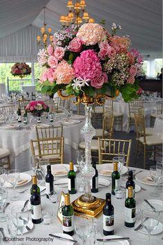 Awe-Inspiring Wedding Reception Ideas - MODwedding