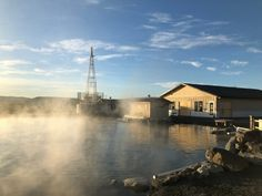 Soak In Hot Springs Then Spend The Night In A Sheepherder's Wagon At This Oregon Oasis Rv Sites, Willamette Valley, Hot Springs, Crane, Oasis, Trip Advisor, Pond, Vacations, Oregon
