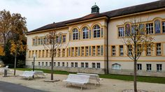 Die Gebäude im Königlichen Kurgarten Bad Reichenhall - Das Kurmittelhaus der Moderne