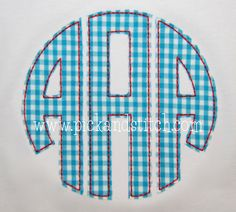 Your Source for Fresh and Fun Applique and Embroidery Designs