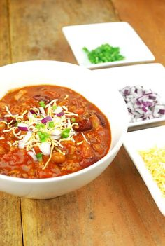 Top 10 Best Chili Recipes - Top Inspired