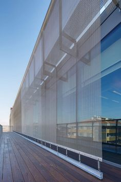 GKDMETALFABRICS | Blog | LEED Platinum Headquarters Is Beacon For Sustainable Construction