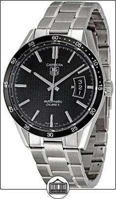TAG Heuer - Reloj de pulsera mujer, acero inoxidable, color gris  ✿ Relojes para mujer - (Lujo) ✿