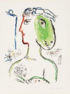 Marc Chagall, L'Artiste Phénix @artsy                                                                                                                                                                                 More