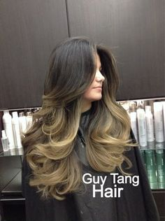 High contrast ombré by guy tang on Latina hair | Yelp