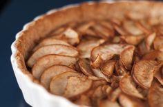 Receita de Torta de Pera sem Glúten e sem Leite/Lactose! Descubra outras receitas deliciosas no Blog de Receitas do Empório Ecco: ➡ https://www.emporioecco.com.br/blog/receitas/