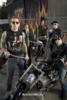 Avenged Sevenfold.