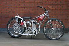 1949 Excelsior Speedway bike   Bobber Inspiration - Bobbers and Custom Motorcycles   reignofmethanol September 2014