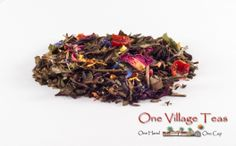 Enjoy the satisfying flavour combination of pomegranate and vanilla with a smooth earthy finish.  www.onevillageteas.com  Ingredient Highlights  White tea, rosehip pieces, hibiscus petals, sunflower petals, cornflower petals, rose petals, stafflower petals, osmanthus petals Tea Varieties, Most Favorite, Rose Petals, Pomegranate, Hibiscus, Earthy, Harvest, Tea Cups, Highlights