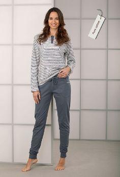 Pijama mujer invierno Massana 100% algogón