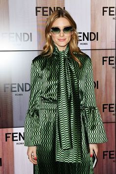 Olivia Palermo At Milan Fashion Week --The Olivia Palermo Lookbook