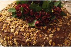 Εντυπωσιακή Χριστουγεννιάτικη τούρτα Ferrero!!! Christmas Sweets, Christmas Time, Christmas Recipes, Christmas Ideas, Xmas Party, How To Make Cake, Soul Food, Acai Bowl, Food Processor Recipes