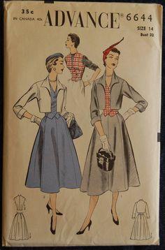 Vintage Suit Patterns for Women | Vintage Women's Suits