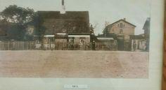 Øresundsvej ved nuværende Amager Bio i 1907