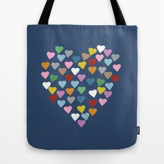 Hearts+Heart+Navy+Tote+Bag+by+Project+M+-+$22.00