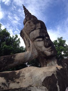 Buddha Park - Vientiane - Laos