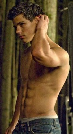 The only reason I watch Twilight.