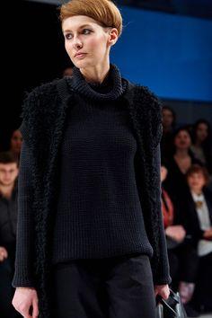 knit fashion Fall/Winter 2016/17 Fashion show in Ukrainian Fashion Week