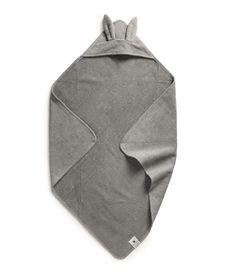 Nakupte Osušky skapucí - Marble Grey -  online. Zabalte po koupeli vaše děťátko do této rozkošné osušky, abyste mu po