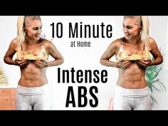How To Lose Arm Fat | Rebecca Louise - YouTube