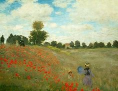 Claude Monet Wild Poppies Near Argenteuil painting for sale, this painting is available as handmade reproduction. Shop for Claude Monet Wild Poppies Near Argenteuil painting and frame at a discount of off. Monet Paintings, Impressionist Paintings, Landscape Paintings, Paintings Famous, Landscapes, Scenary Paintings, Indian Paintings, Abstract Paintings, Claude Monet Tableau