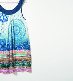 Blue palete for hottest summer.