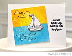 jj bolton {handmade cards}: Late Summer 2016 Essentials by Ellen Release Hop