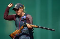 Previous 26 of 40 Next  Women's Skeet   Lars Baron/Getty Images  Gold: Kim Rhode, USA  Silver: Ning Wei, China  Bronze: Danka Bartekova, Slovakia