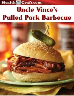 Changing the Future of Healthy Home Cooking Barbecue Pulled Pork, Pulled Pork Recipes, Barbecue Chicken, Barbecue Recipes, Grilling Recipes, Pork Brisket, Pork Ribs, Gas Grill Reviews, Famous Recipe