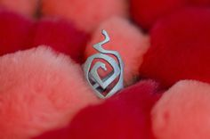 Swirl fire ring I designed and 3d printed using #shapeways  find it on my #etsy shop: Fire Swirl Ring http://etsy.me/2id9dsb #jewelry #ring #silver #steampunk #steel #brutalist #sillywicked
