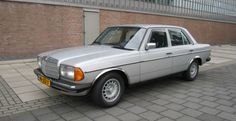 Autotest 1984 Mercedes-Benz 200 W123 - http://www.driving-dutchman.com/autotest-1984-mercedes-benz-200-w123/