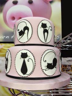 Mantar'ın Maceraları: Kedili Pastalar : Siz Hangisini Beğendiniz? // Cat Cakes