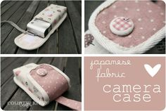 Funda camara COUNTRYKITTY