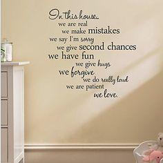 Words+&+Quotes+Wall+Stickers+Plane+Wall+Stickers+Decorative+Wall+Stickers,Vinyl+Material+Removable+Home+Decoration+Wall+Decal+–+CAD+$+7.71