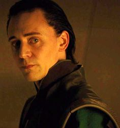 Loki--I have a strange obsession with him.