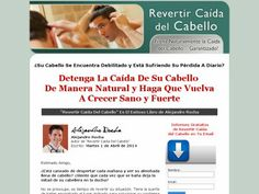 Revertir Caida Del Cabello