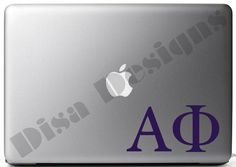 "Your choice of ONE 2.5"" tall Greek Alphabet decal - Sorority and Fraternity decals - Sorority and Fraternity Names. $2.00, via Etsy."