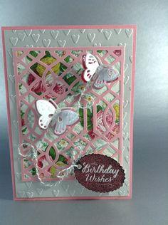 Birthday Wishes Card, Birthday Card, Birthday Card for her, Handmade Birthday…