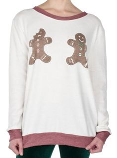 71 best santas stash images on pinterest coupon codes inked shop womens gingerbread sweater by poprageous ivory inkedshop coupon codesinked fandeluxe Gallery