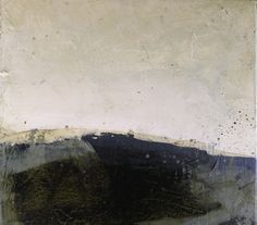 Landscape II oil on canvas 34cm x 34cm £545