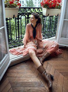 Marie Claire Turkey September 2016 - Monica Cima - Koray Parlak