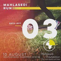 Am ready are you?  #mahlasedirun