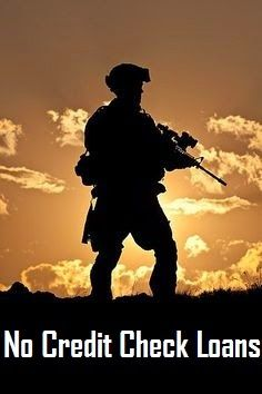 No Credit Check Loans – Easiest Monetary Aid for Military Personnel --- http://nocreditcheckmilitaryloan.blogspot.com/2014/12/no-credit-check-loans-easiest-monetary.html