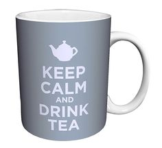 "Funny Mug /""Don/'t Tell Me to Keep Calm/"" Tea Coffee Cup Keep Calm Carry On Gift"