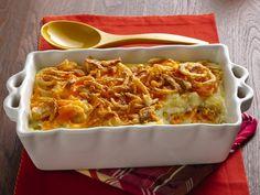 Crunchy Onion Potato Bake Recipe from Betty Crocker