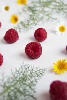 Alguien quiere una frambuesa?/ Raspberry anyone? <3 <3
