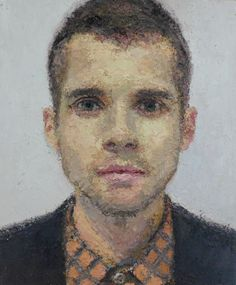 Yisrael Dror Hemed, Untitled, 2015, Oil on canvas, 60x50 cm